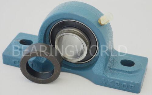 "NEW HCAK205-16  High Quality 1/"" Eccentric Locking Pillow Block Bearing"