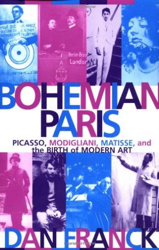 Franck Dan/ Liebow Cynthia ...-Bohemian Paris (US IMPORT) BOOK NEW