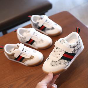 Ragazzi e ragazze scuola trainer scarpe sportive per bambini scarpe da corsa