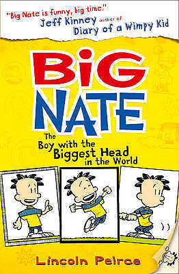 1 of 1 - The Boy with the Biggest Head in the World (Big Nate), Peirce, Lincoln, Good Use