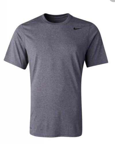 Men/'s Training Dri Fit T-Shirt Nike Legend 2.0 Gray Size Small