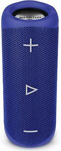 Sharp-GX-BT280BL-Portable-Bluetooth-Wireless-20W-Speaker-Blue-B