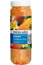 36777 Bath products Caribbean Fruit Bath beads Mood and Energy 450g Fresh Juice