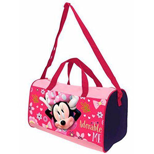 Minnie Mouse Bolsa de deporte infantil  cómoda gran  capacidad de almacenamiento  presenting all the latest high street fashion