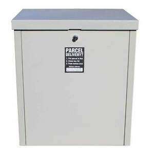 Parcel Chest Secure Delivery Boxes Medium Size In