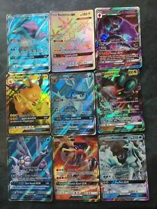 GX-Holo-Rare-Pokemon-Cards-Various-GX-Sets