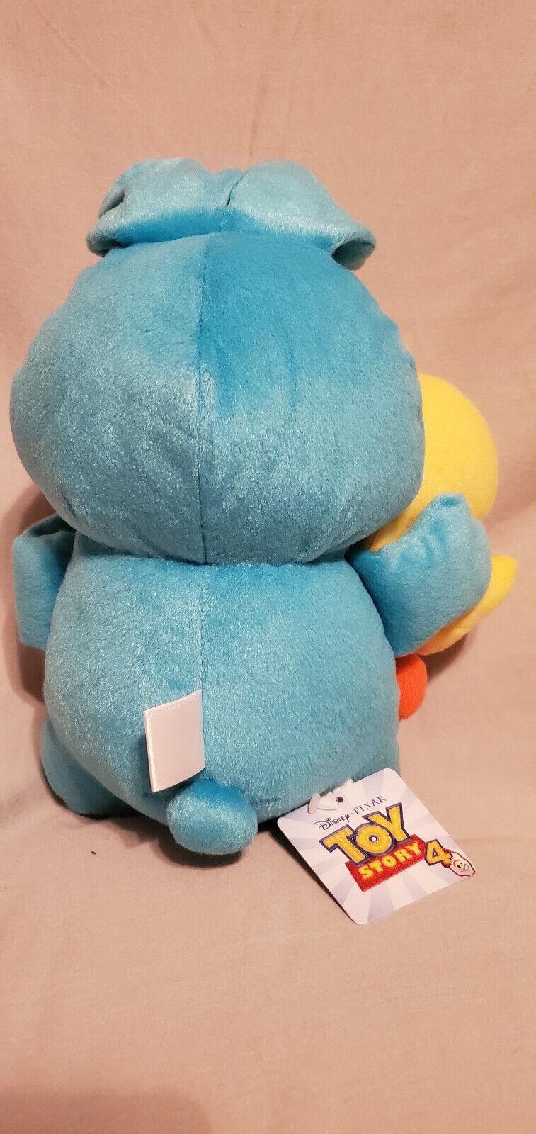 SEGA Toy Story premium stuffed Soft plush backpack 35cm alien Disney kawaii cute