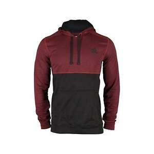 8e4682e5c350 Details about adidas Men Ultimate Fleece Colorblock Long Sleeve Pullover Hoodie  Sweatshirt NEW