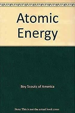 Atomic Energy Paperback Boy Scouts of America