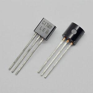 10PCS-Original-Nuevo-2SC1740L-C1740-Rohm-TO-92