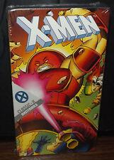 X-Men Classic-X Mastermold 1992 VHS Factory Sealed Juggernaught & Slave Island
