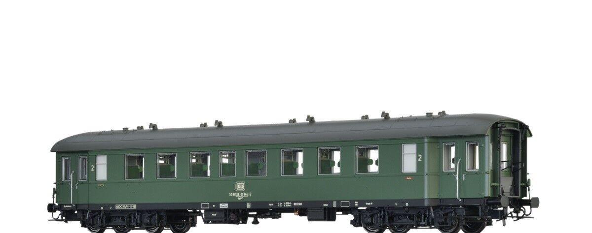 Brawa HO 46177 Train Cars Bye 2. Class DB Ep. IV New OVP