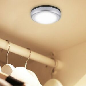 Lampada Notturna Con Sensore Di Movimento Pir Crepuscolare 6 Led