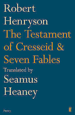 1 of 1 - The Testament of Cresseid: &, Seven Fables-ExLibrary