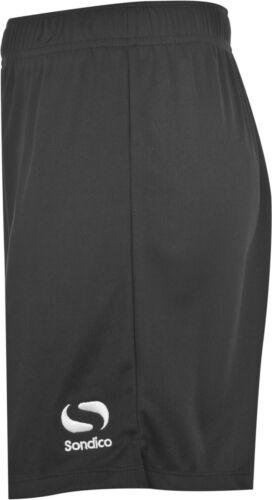 Sondico Unisexe Core Football Short Junior Pantalon noir sport formation ACTIVEWEAR