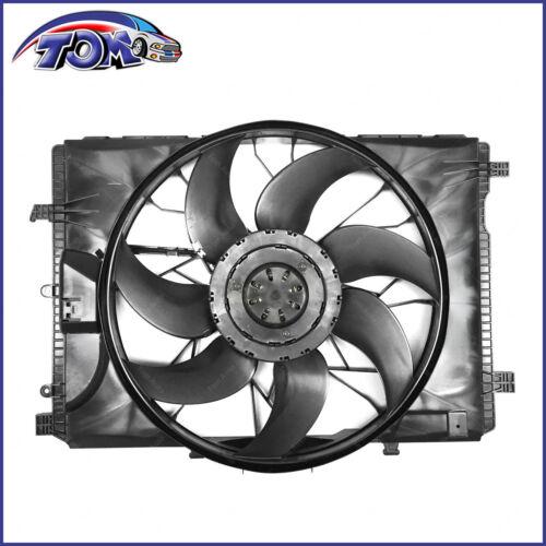 Brand New Radiator Cooling Fan For Mercedes Benz C300 2010-2015 Glk350 2009-2014