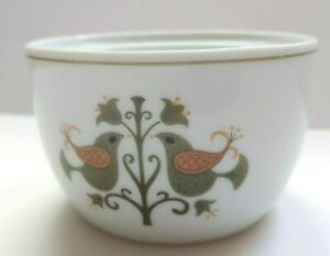 Vintage-Noritake-Hermitage-pattern-6226-ugar-Bowl-NO-LID-2-Friendship-Birds