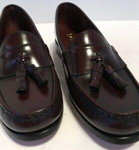 Dexter Brown Comfort Classic Tassel Loafer Shoes Men 7.5M ...