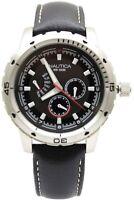 Nautica Multifunction NCS 350 Black Dial Men's watch #N15610G