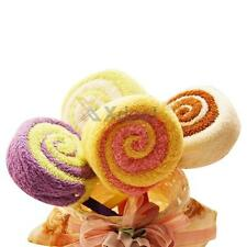 XD#3  Bath Towels Lollipop Towel Bridal Baby Shower Wedding Party Favor Gift