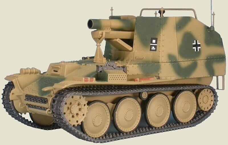 Master Fighter 1 48 German Sturmpanzer 38(t) Ausf. M Grille SP Gun,  MF48560