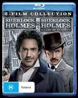 Sherlock Holmes / Sherlock Holmes - A Game Of Shadows (Blu-ray, 2012, 2-Disc Set)