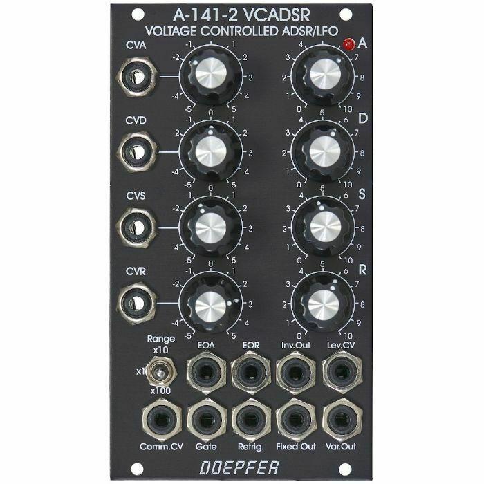Doepfer A-141-2v VCADSR Voltage Controlled ADSR & LFO Module (Vintage Edition)