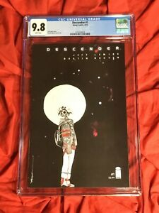 CGC-9-8-DESCENDER-1-1st-PRINT-COVER-A-JEFF-LEMIRE-STORY-OPTIONED-NEW-TV-SHOW