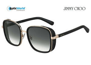 79d685b8023 Image is loading JIMMY-CHOO-ELVA-Designer-Sunglasses-with-Case-All-