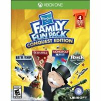 Deals on Ubisoft Hasbro Family Fun Pack Conquest Edition Xbox One
