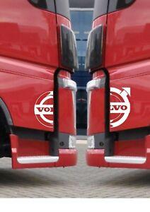VOLVO-HALF-LOGO-STICKER-DECALS-FH12-FH16-GLOBETROTTER-FM-HAULAGE-DRIVER-TRUCK