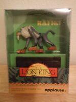 Disney The Lion King Rafiki Figurine Stamper Stamp Ink Pad By Applause