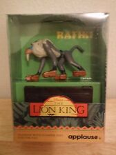 DISNEY The Lion King RAFIKI Figurine Stamper Stamp Ink Pad by Applause NEW