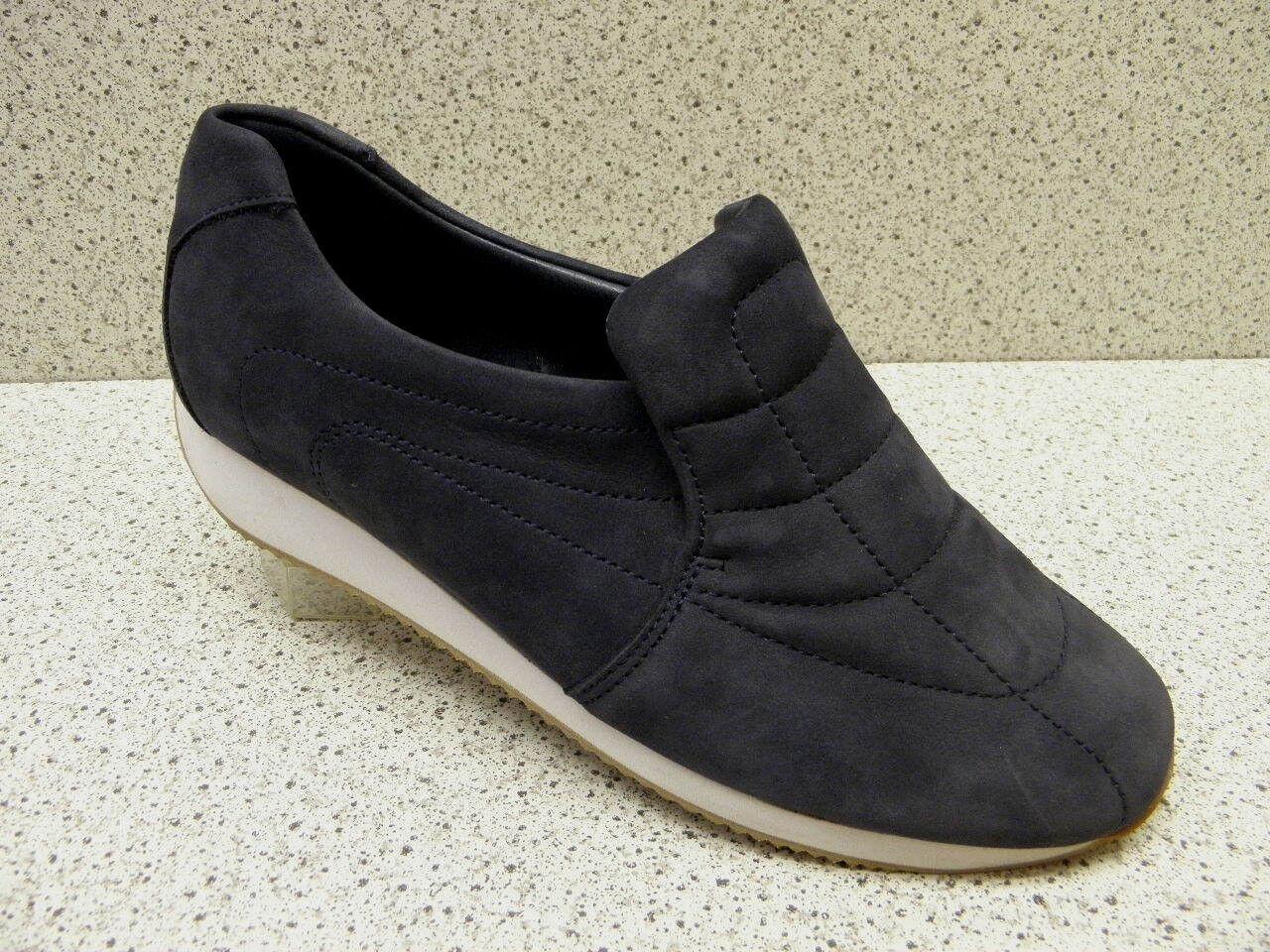 Ara ® Réduit jusqu 'ici  pantoufles bleu gratuit Premium-Chaussettes (z304)