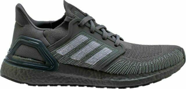 Size 10.5 - adidas UltraBoost 20 Grey