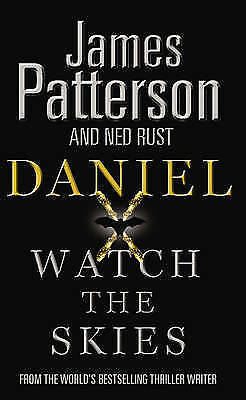 1 of 1 - Daniel X: Watch the Skies, Patterson, James, Used; Good Book