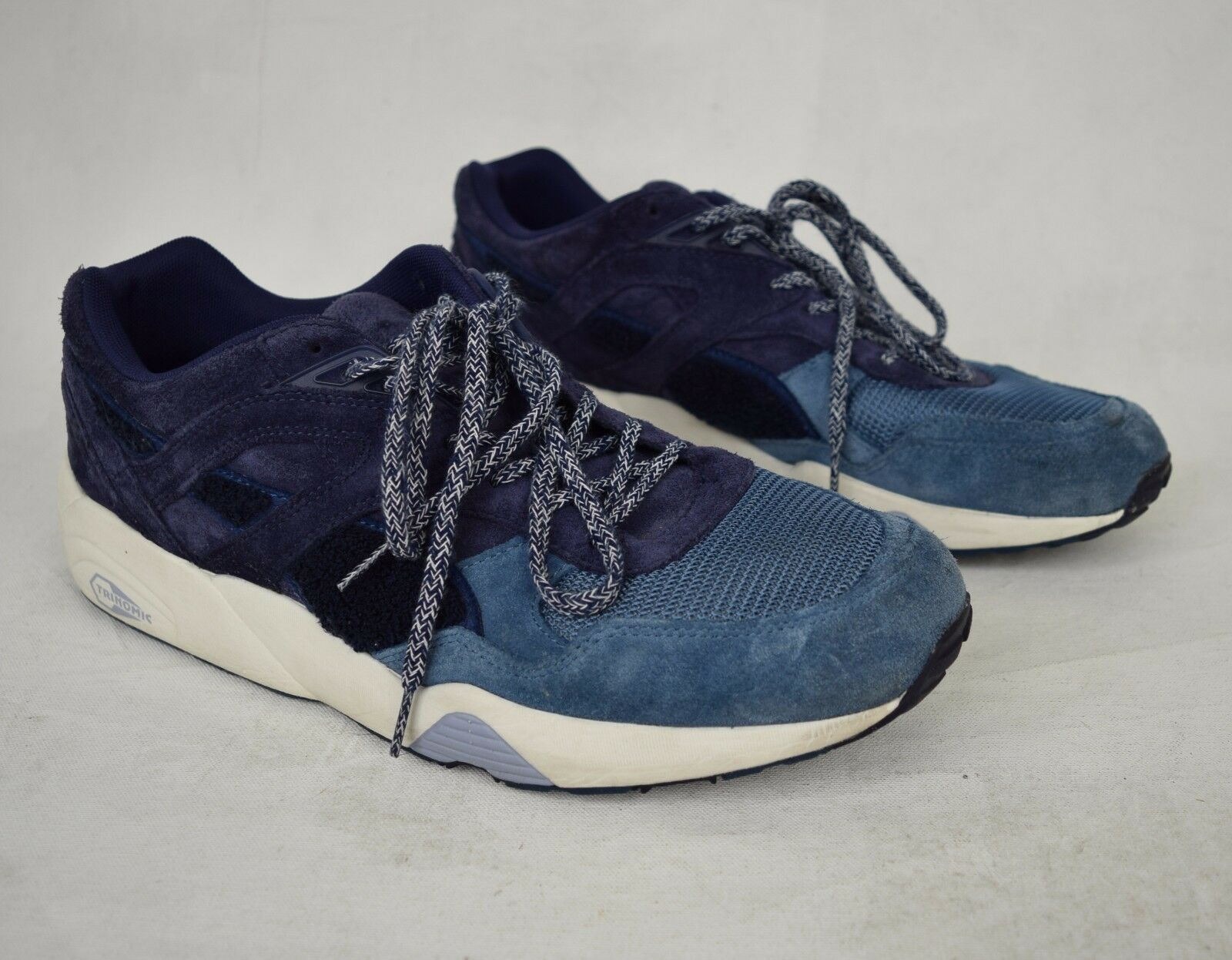 Puma shoes R698 OG x BWGH blueefield Medieval bluee Sneakers 11 Mens 357174 01