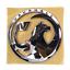 Vauxhall Emblema-Genuino NUEVO 13392220