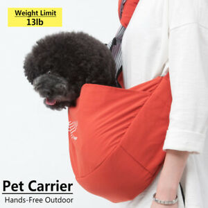 Portable-Pet-Cat-Puppy-Carrier-Adjustable-Sling-Backpacks-Outdoor-Carrier