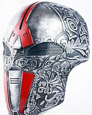 """New! Army of Two """"Acolyte 3"""" Custom Fiberglass Paintball / Airsoft Mask"""