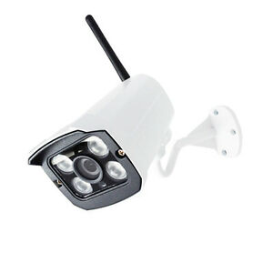 720P HD Wireless WIFI Security IP Camera Waterproof Network ONVIF Night Vision