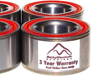 BossBearing Rear Wheel Bearing Kit for Polaris Ranger 4x4 400 2010 2011