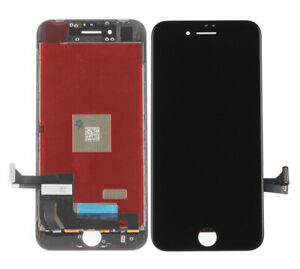 Details About For Apple Iphone 8 Lcd Touch Screen Digitizer Glass Repair Assembly Frame Black