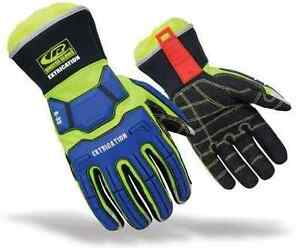 Ringers R-33 Hybrid Extrication Gloves, Cut & Puncture Protection, Large