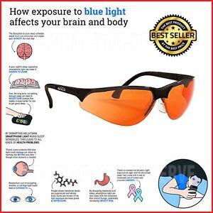 4cfb2f816e Blue Light Blocking Glasses UV Filter Anti Eye Strain Computer Glare ...