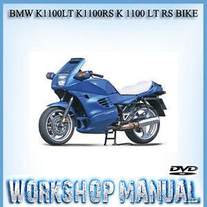 bmw k1100lt rs repair service manual pdf