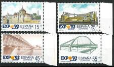 """SPAIN - SPAGNA - 1991 - """"Expo '92"""". Esposizione Universale di Siviglia (6)"""