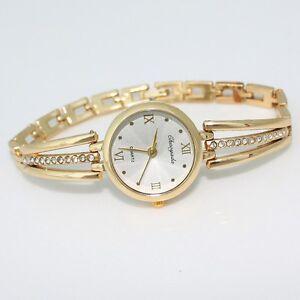 Luxury-Fashion-Women-Ladies-Watch-Quartz-Bracelet-Rhinestone-Wristwatch-O123