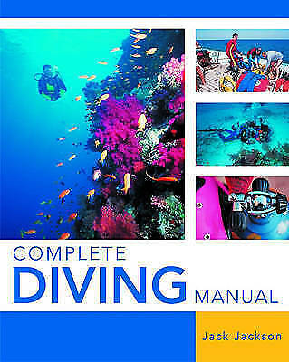 1 of 1 - Jackson, Jack, Complete Diving Manual, Very Good Book