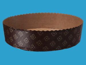 Einweg Backform rund, 18,5 cm, 540 Stück gastro